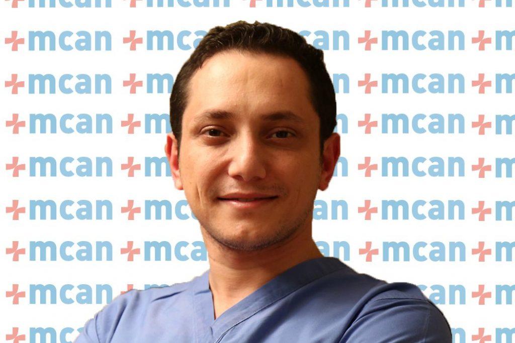 Cahit Vural plastischer Haartransplantionschirurg | MCAN Health Arzt