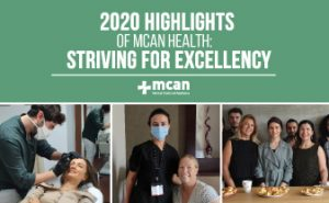 2020 Highlights of MCAN Health – Striving for Excellency